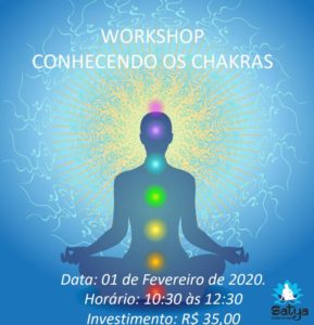 Workshope Chakras 2020