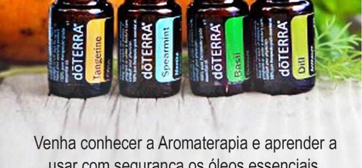 Palestra Aromaterapia