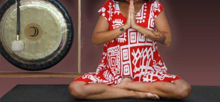 Meditação com Gongo